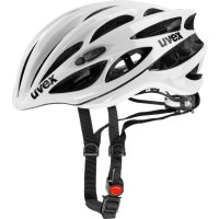 uvex race 1 white
