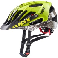 uvex quarto dirt neon yellow